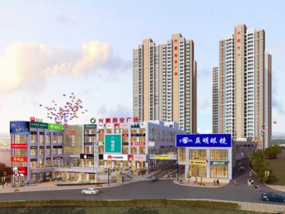 兴鹏商业广场项目宣传片